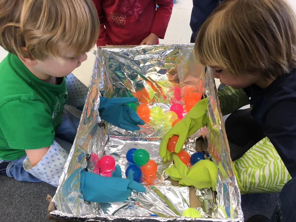 Mini-Astronaut | Academie Happy Neuron